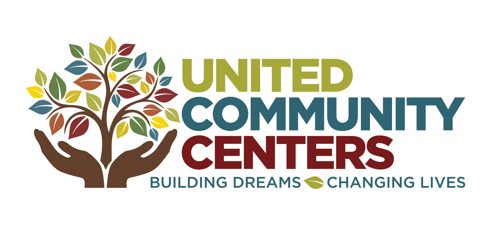 United Community Centers Branding The Versatility Group